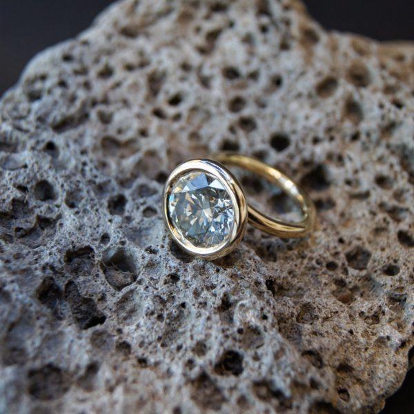 Ein Ring vom Goldshop aus Dinslaken